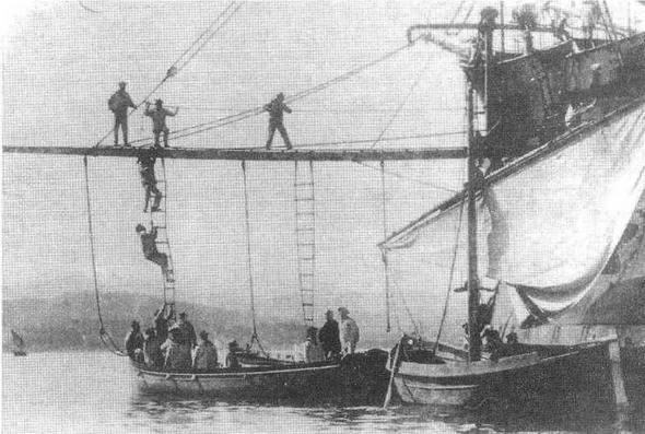 Служба. 1885-1909 гг.