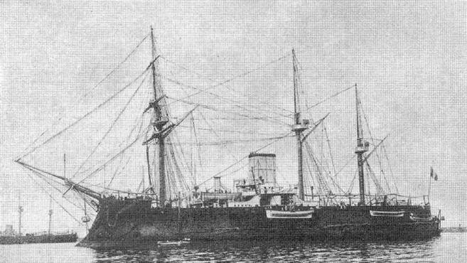 """""""Редутабль"""" в 1890-е гг."""