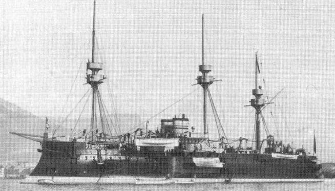 """""""Девастасьон' в 1890-е гг.."""