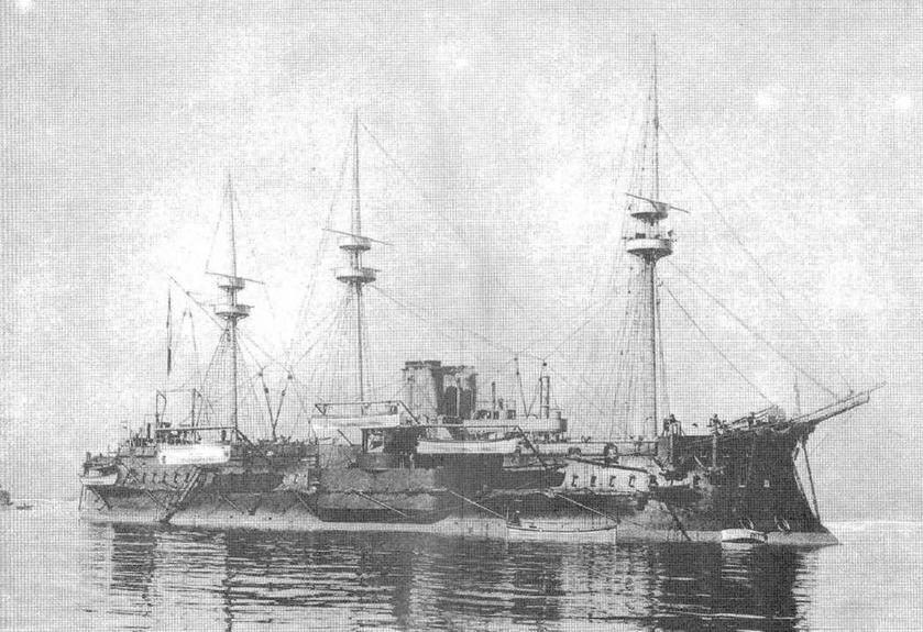 """""""Курбэ"""" в начале 1890-х гг."""