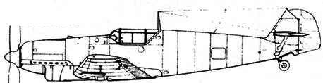 Bf.109 В-1