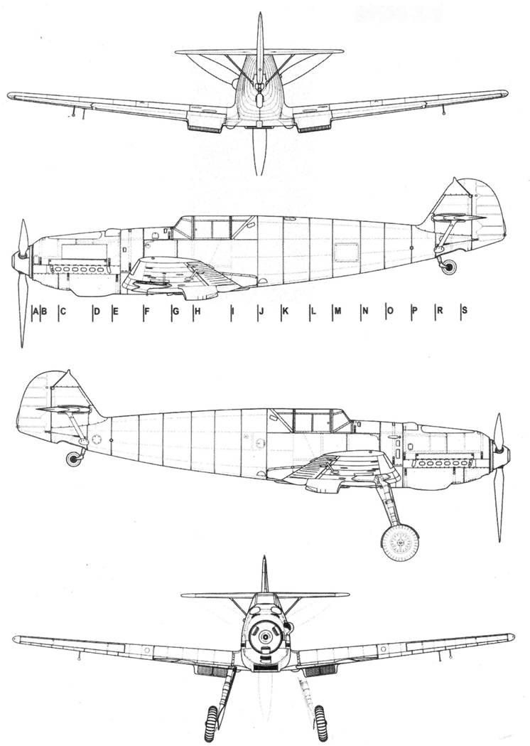 Bf.109 E-0