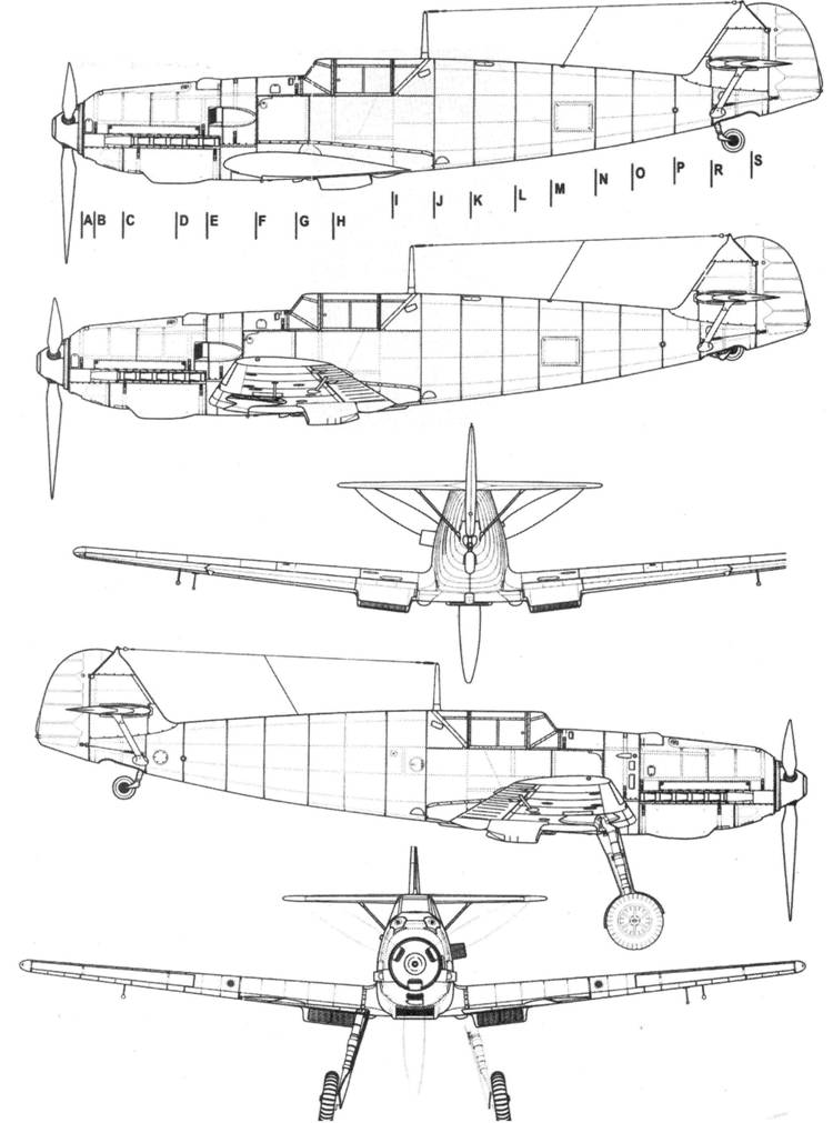 Bf.109 Е-1