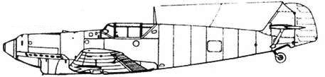 Bf.109D-1