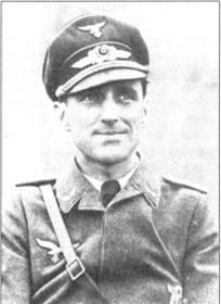 Гауптман Генрих Кнюппель, погибший во Франции в 1940 году.