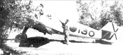 Bf.109Е-1 командира группы Градмаппа.