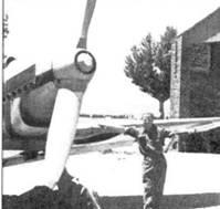 Воздушный винт Bf. 109D.