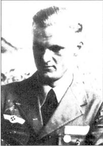 Летчик 2.J/88 капитан Гюнтер Лютцов. 19 марта 1937 года.