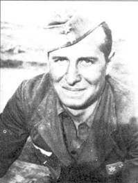 Один из самых удачливых пилотов 2-й эскадрильи — лейтенант Пингел.