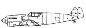 Messerschmitt Bf.109 V-1