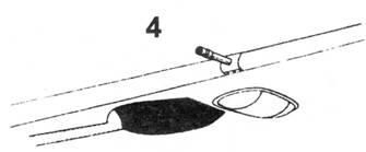 4.Установка крыльевой пушки MG FF на Bf.109 Е-3