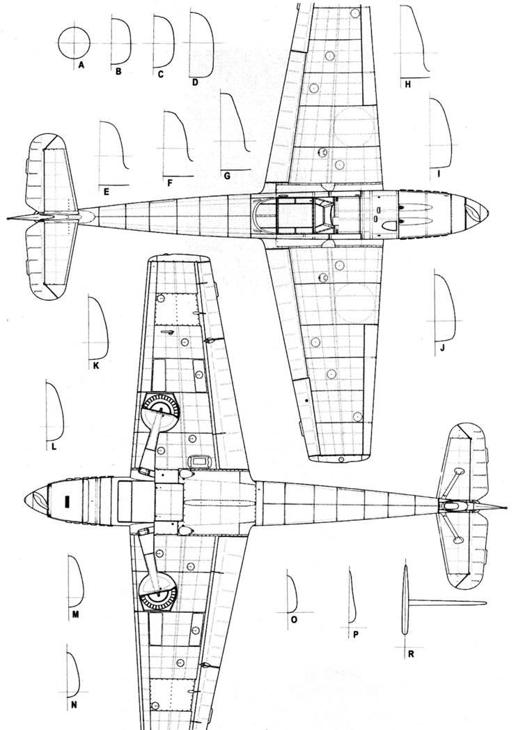 Bf.109В-1