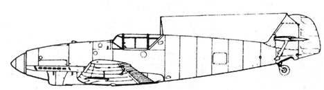 Bf.109 V-4