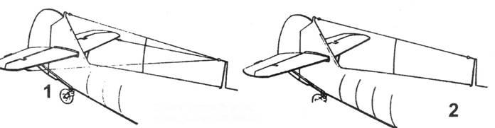 1.Ранние серии Bf.109 В-1