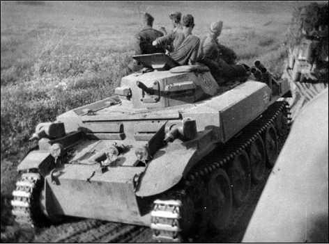 К 22 июня 1941 года огнеметными танками Flammpanzer II были укомплектованы 100-й и 101-й огнеметные танковые батальоны.
