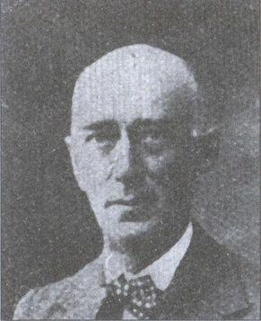 Контр-адмирал М.А. Беренс