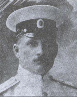 Контр-адмирал М.А. Кедров