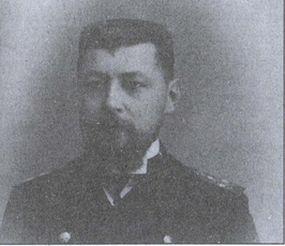 Капитан 1-го ранга В.И. Дмитриев