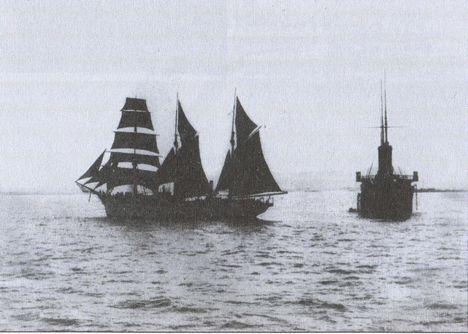 Учебное парусное судно «Моряк»