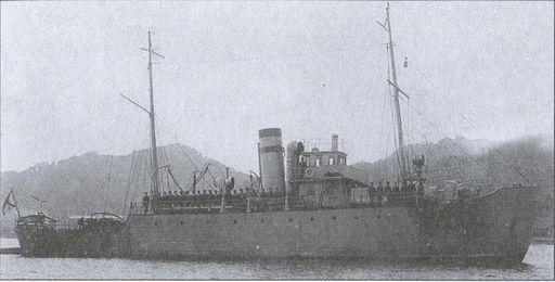 Канонерская лодка «Патрокл»