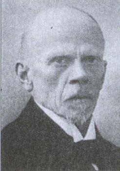 Я.В. фон Бонсдорф — первый командующий ВМФ Финляндии
