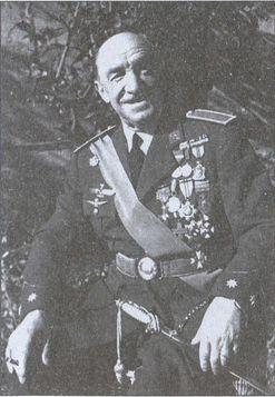 Н.А. Рагозин — ветеран испанской авиации