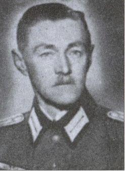 Старший лейтенант В.В. Коженков