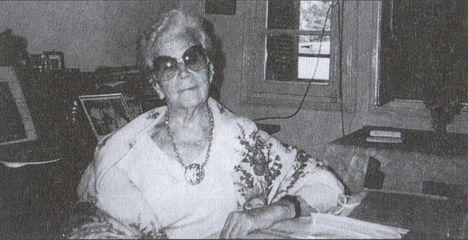 Анастасия Александровна Манштейн-Ширинская — хранительница памяти русских моряков в Бизерте