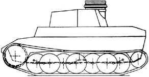 Проект фирмы Daimler-Benz — VK2001 (D).
