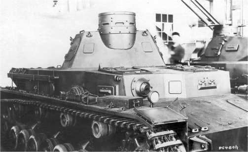 Серийный танк Pz.IV Ausf.A в сборочном цеху завода Круппа в Эссене. 1937 год.