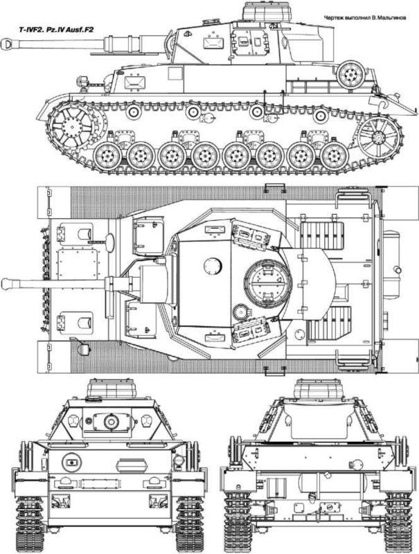 T-IVF2.Pz.IV Ausf.F2.