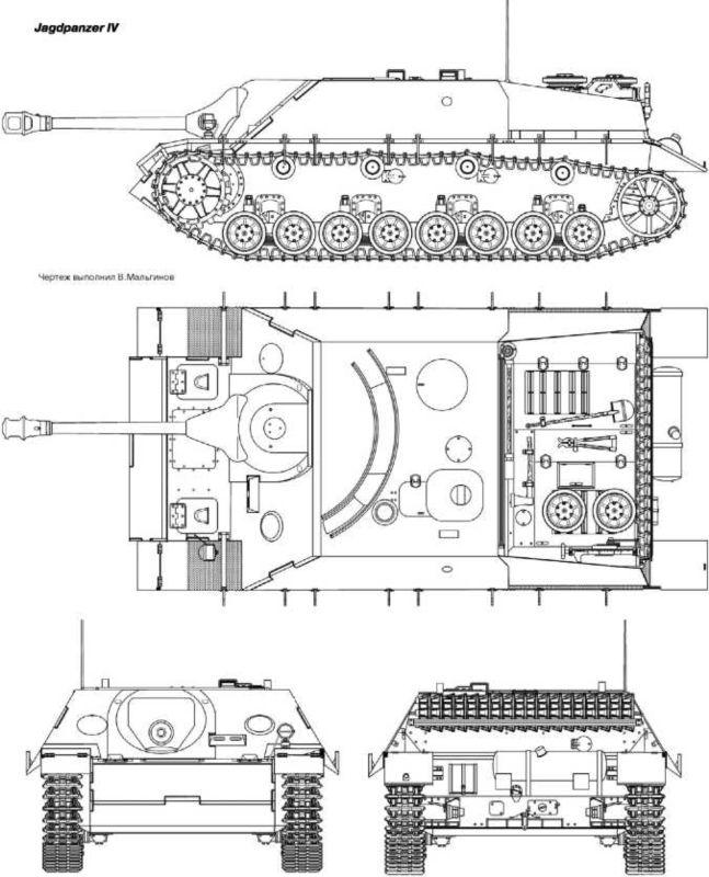 Jagdpanzer IV.