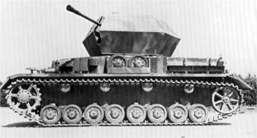 Зенитные танки