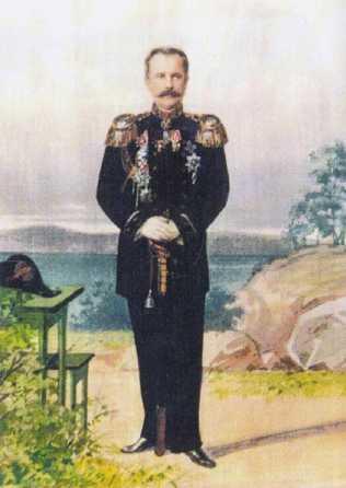 Штаб-офицер ГЭ (флигель-адъютант в парадной форме). 1892г. Из собранияЦВММ. 3421/83.