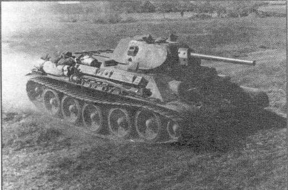 Советский средний танк Т-34-76
