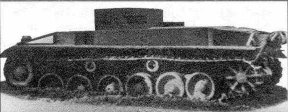 """Опытный танк """"Порше тип 100"""", или VK.3001 (Р)"""