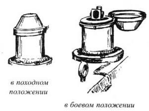 Бронировка прицела ПТ-4-7