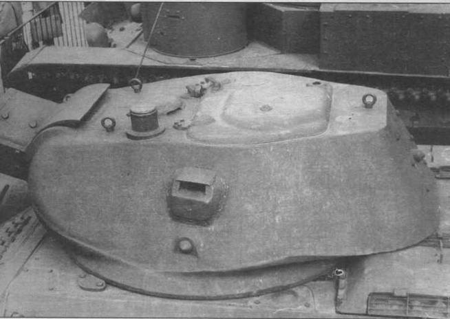 Литая башня танка Т-34 выпуска 1942 года. Завод № 183