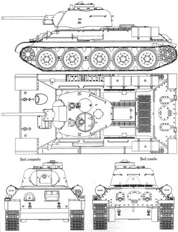 Т-34 выпуска 1943 года, Челябинский Кировский завод