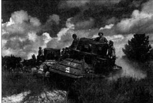 Изготовленный в начале 1941 года и используемый исключительно в учебных целях средний танк М2А1 имел экипаж из 6 человек, был вооружен не менее чем 8 пулеметами и 37-мм короткоствольной пушкой.