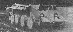 Испытания танка Кристи в СССР, 1931 г.