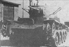 7.4. Метаморфозы легкого танка