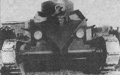 Сборка танка Дж. У. Кристи. САСШ, 1929 г.