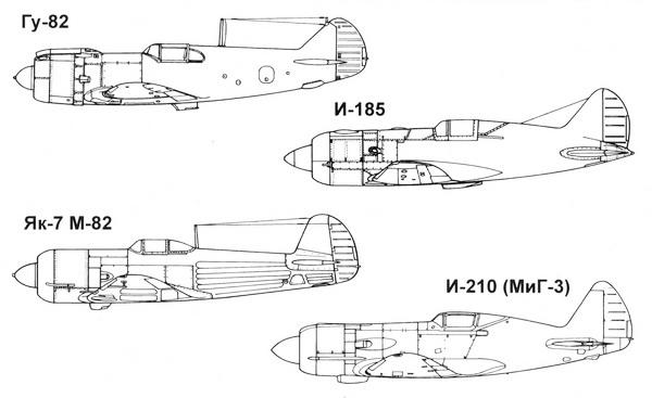 От ЛаГГ-3 к Ла-5