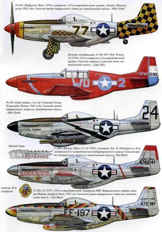 P-82 «Твин Мустанг»