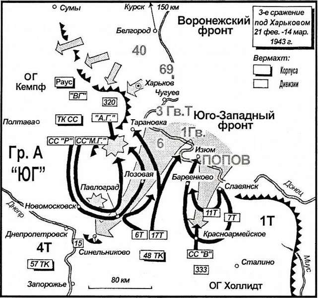 3. Третья битва за Харьков