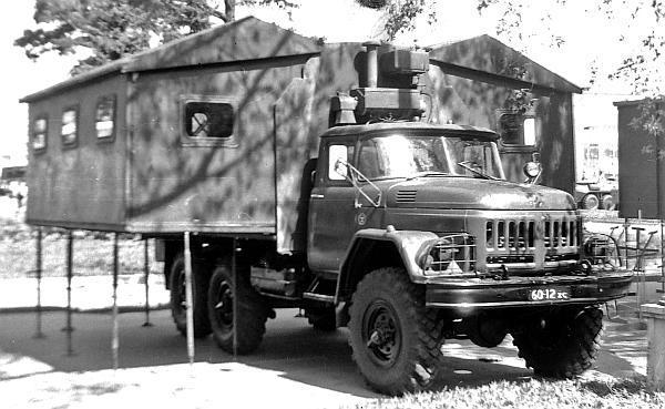 Военная автотехника