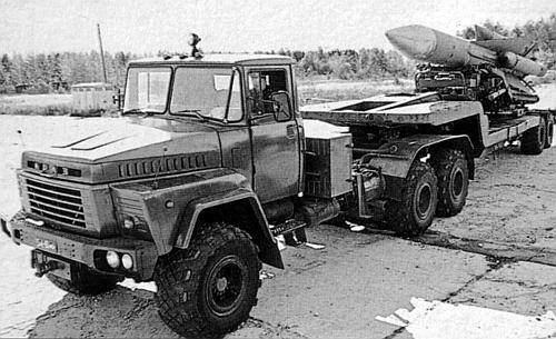 Боевые и транспортно-заряжающие машины