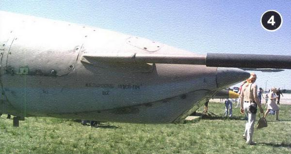 Истребитель-бомбардировщик МиГ-27К   Музей Боевой славы г. Тамбов
