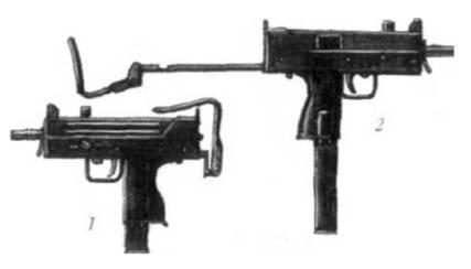 США 1. «ИНГРЭМ» М-11.2. «ИНГРЭМ»-10